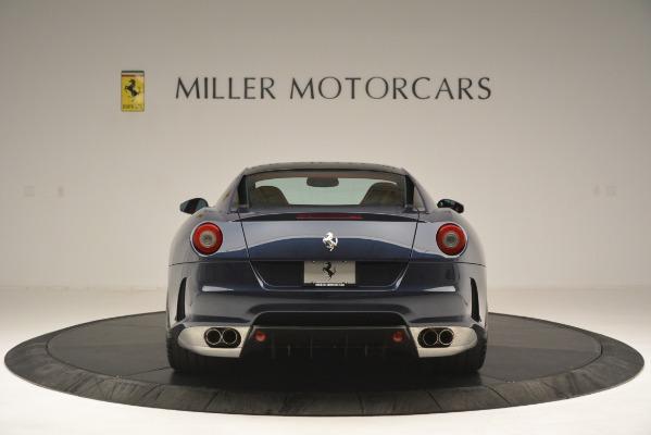 Used 2008 Ferrari 599 GTB Fiorano for sale Sold at Bugatti of Greenwich in Greenwich CT 06830 6