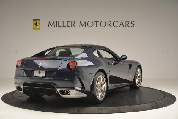 Used 2008 Ferrari 599 GTB Fiorano for sale Sold at Bugatti of Greenwich in Greenwich CT 06830 7