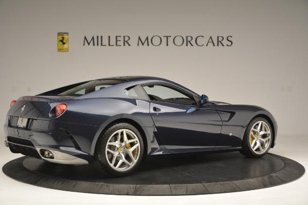 Used 2008 Ferrari 599 GTB Fiorano for sale Sold at Bugatti of Greenwich in Greenwich CT 06830 8