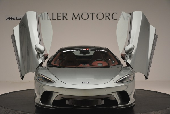 New 2020 McLaren GT Coupe for sale Call for price at Bugatti of Greenwich in Greenwich CT 06830 23