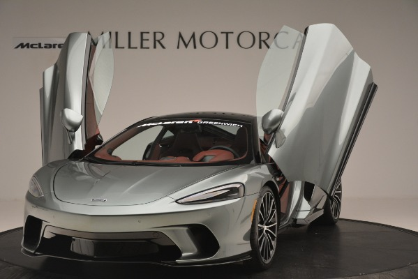 New 2020 McLaren GT Coupe for sale Call for price at Bugatti of Greenwich in Greenwich CT 06830 24