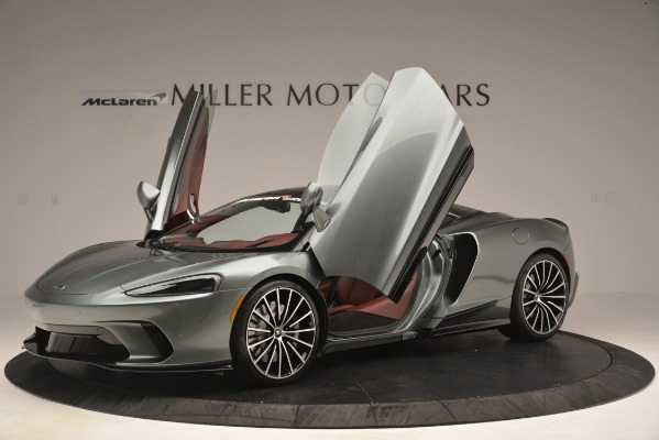 New 2020 McLaren GT Coupe for sale Call for price at Bugatti of Greenwich in Greenwich CT 06830 25