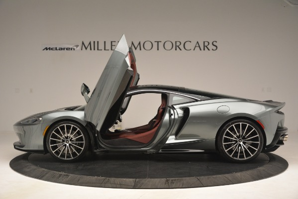 New 2020 McLaren GT Coupe for sale Call for price at Bugatti of Greenwich in Greenwich CT 06830 26