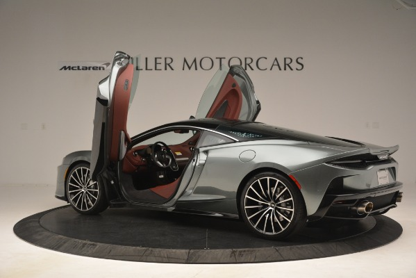 New 2020 McLaren GT Coupe for sale Call for price at Bugatti of Greenwich in Greenwich CT 06830 27