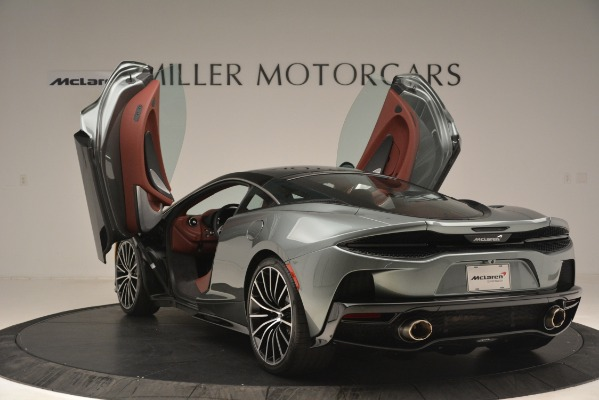 New 2020 McLaren GT Coupe for sale Call for price at Bugatti of Greenwich in Greenwich CT 06830 28