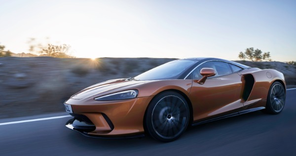 New 2020 McLaren GT Coupe for sale Call for price at Bugatti of Greenwich in Greenwich CT 06830 3