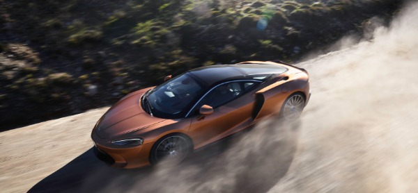 New 2020 McLaren GT Coupe for sale Call for price at Bugatti of Greenwich in Greenwich CT 06830 5