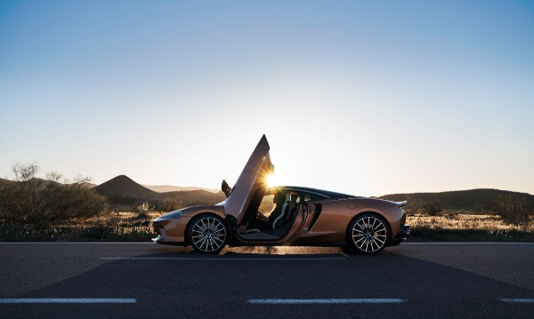 New 2020 McLaren GT Coupe for sale Call for price at Bugatti of Greenwich in Greenwich CT 06830 6