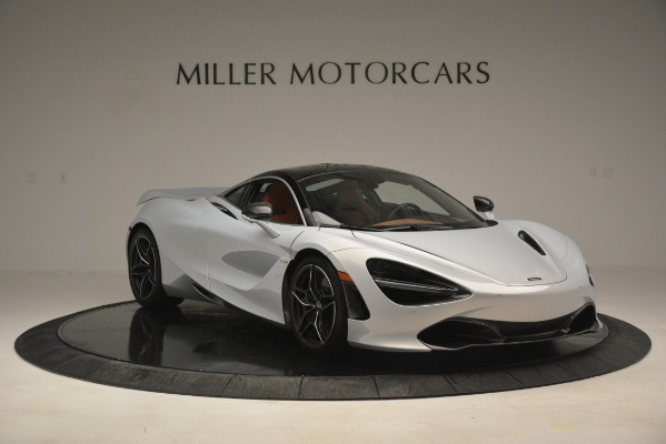 Used 2018 McLaren 720S Coupe for sale Sold at Bugatti of Greenwich in Greenwich CT 06830 11