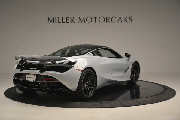 Used 2018 McLaren 720S Coupe for sale Sold at Bugatti of Greenwich in Greenwich CT 06830 7