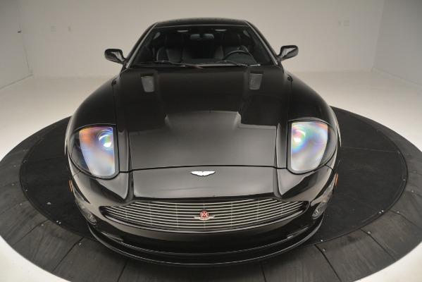 Used 2004 Aston Martin V12 Vanquish for sale Sold at Bugatti of Greenwich in Greenwich CT 06830 10