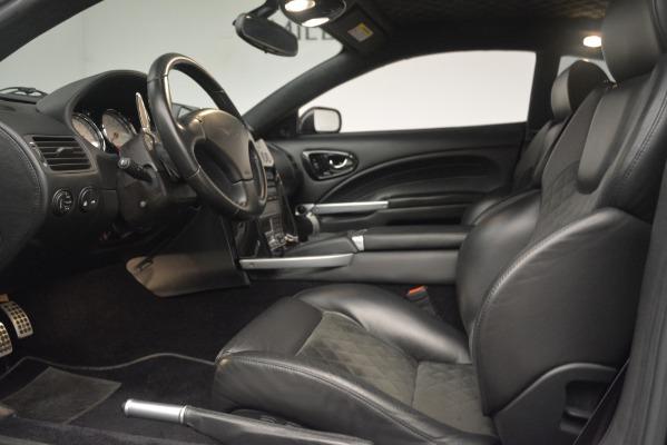 Used 2004 Aston Martin V12 Vanquish for sale Sold at Bugatti of Greenwich in Greenwich CT 06830 12