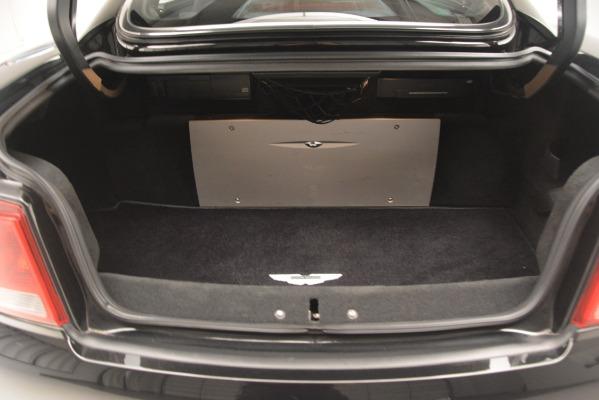Used 2004 Aston Martin V12 Vanquish for sale Sold at Bugatti of Greenwich in Greenwich CT 06830 16