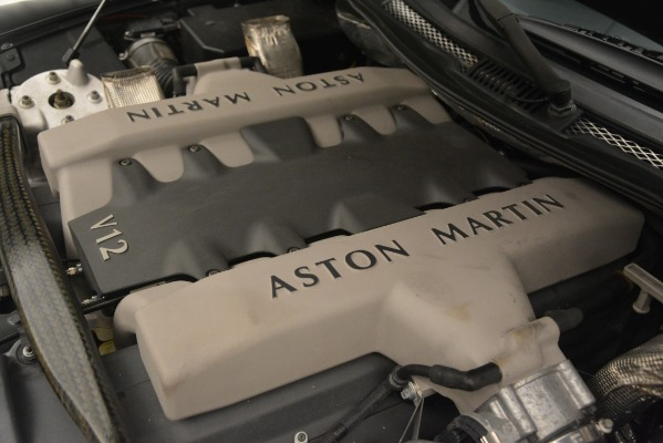 Used 2004 Aston Martin V12 Vanquish for sale Sold at Bugatti of Greenwich in Greenwich CT 06830 21