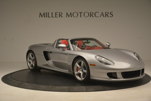 Used 2005 Porsche Carrera GT for sale Sold at Bugatti of Greenwich in Greenwich CT 06830 12