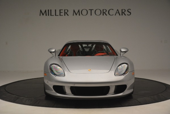 Used 2005 Porsche Carrera GT for sale Sold at Bugatti of Greenwich in Greenwich CT 06830 14