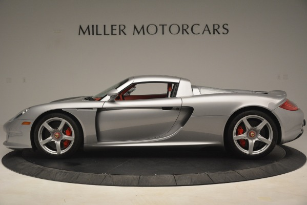Used 2005 Porsche Carrera GT for sale Sold at Bugatti of Greenwich in Greenwich CT 06830 16
