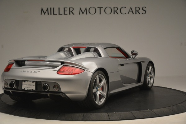 Used 2005 Porsche Carrera GT for sale Sold at Bugatti of Greenwich in Greenwich CT 06830 18