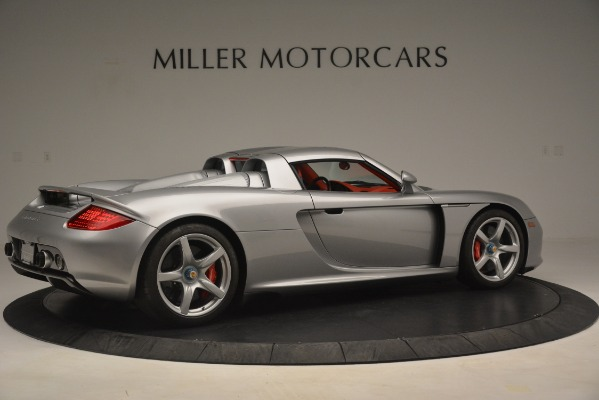 Used 2005 Porsche Carrera GT for sale Sold at Bugatti of Greenwich in Greenwich CT 06830 19