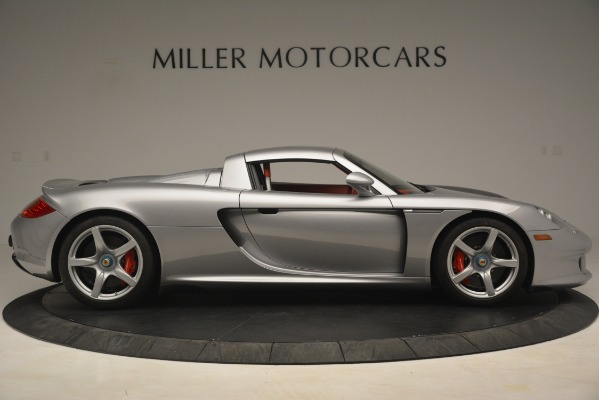 Used 2005 Porsche Carrera GT for sale Sold at Bugatti of Greenwich in Greenwich CT 06830 20