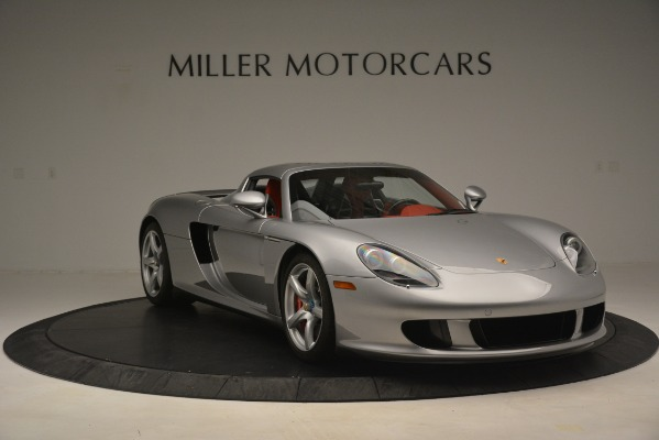Used 2005 Porsche Carrera GT for sale Sold at Bugatti of Greenwich in Greenwich CT 06830 21