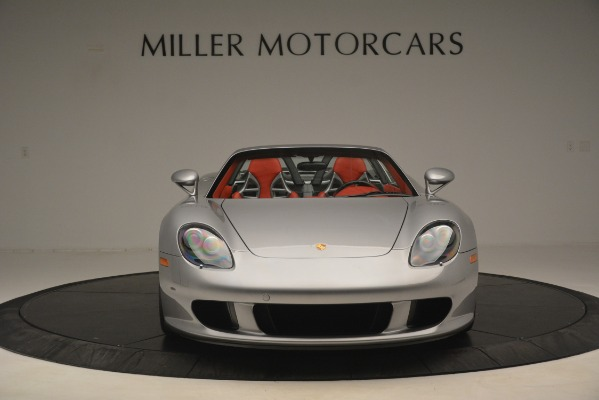 Used 2005 Porsche Carrera GT for sale Sold at Bugatti of Greenwich in Greenwich CT 06830 22