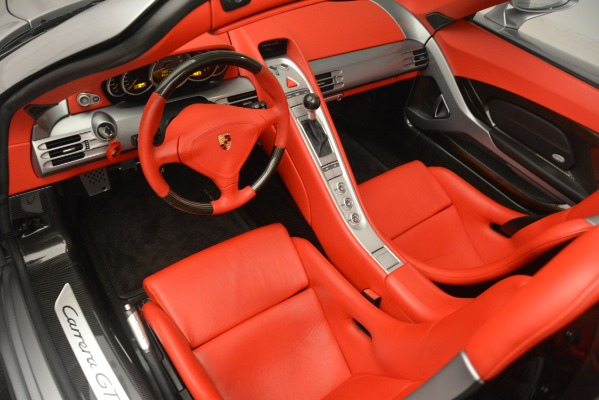 Used 2005 Porsche Carrera GT for sale Sold at Bugatti of Greenwich in Greenwich CT 06830 23