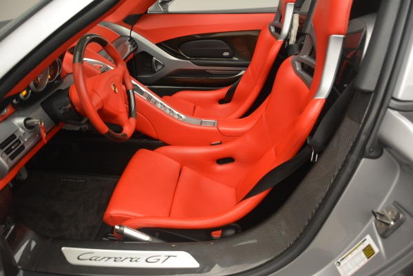 Used 2005 Porsche Carrera GT for sale Sold at Bugatti of Greenwich in Greenwich CT 06830 24