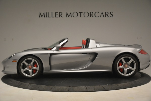 Used 2005 Porsche Carrera GT for sale Sold at Bugatti of Greenwich in Greenwich CT 06830 3