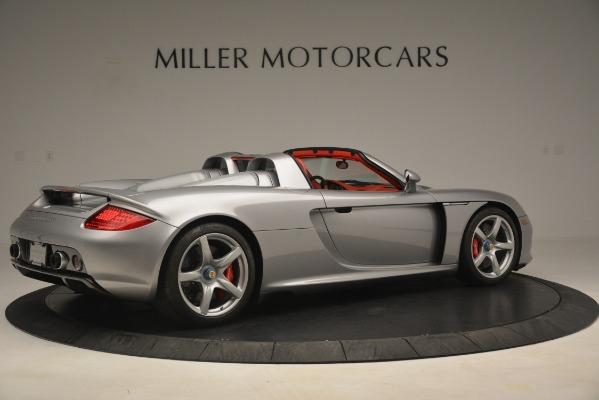 Used 2005 Porsche Carrera GT for sale Sold at Bugatti of Greenwich in Greenwich CT 06830 8