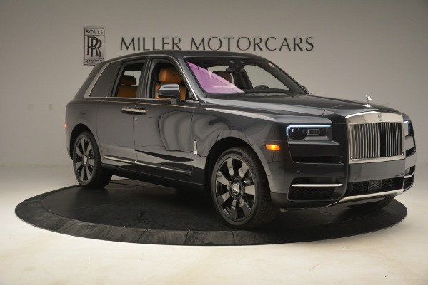 Used 2019 Rolls-Royce Cullinan for sale Sold at Bugatti of Greenwich in Greenwich CT 06830 13