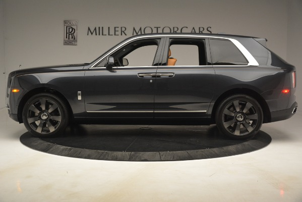 Used 2019 Rolls-Royce Cullinan for sale Sold at Bugatti of Greenwich in Greenwich CT 06830 4