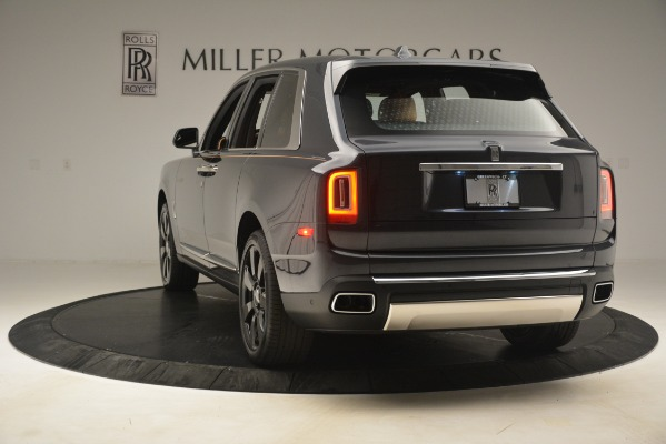 Used 2019 Rolls-Royce Cullinan for sale Sold at Bugatti of Greenwich in Greenwich CT 06830 7
