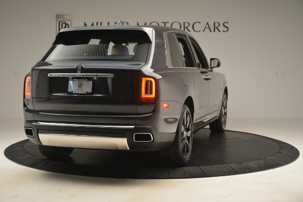 Used 2019 Rolls-Royce Cullinan for sale Sold at Bugatti of Greenwich in Greenwich CT 06830 9