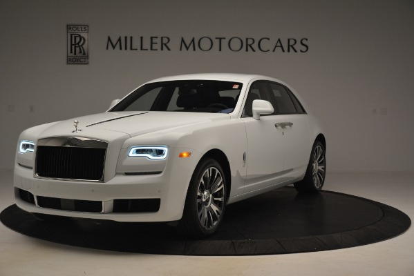 New 2019 Rolls-Royce Ghost for sale Sold at Bugatti of Greenwich in Greenwich CT 06830 3
