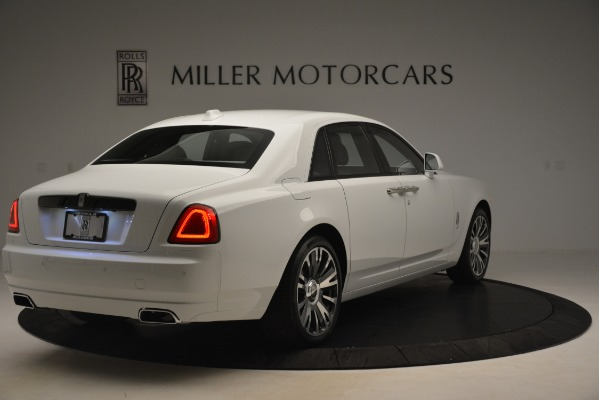 New 2019 Rolls-Royce Ghost for sale Sold at Bugatti of Greenwich in Greenwich CT 06830 9