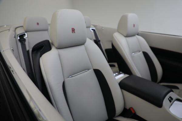 Used 2019 Rolls-Royce Dawn for sale $379,900 at Bugatti of Greenwich in Greenwich CT 06830 20