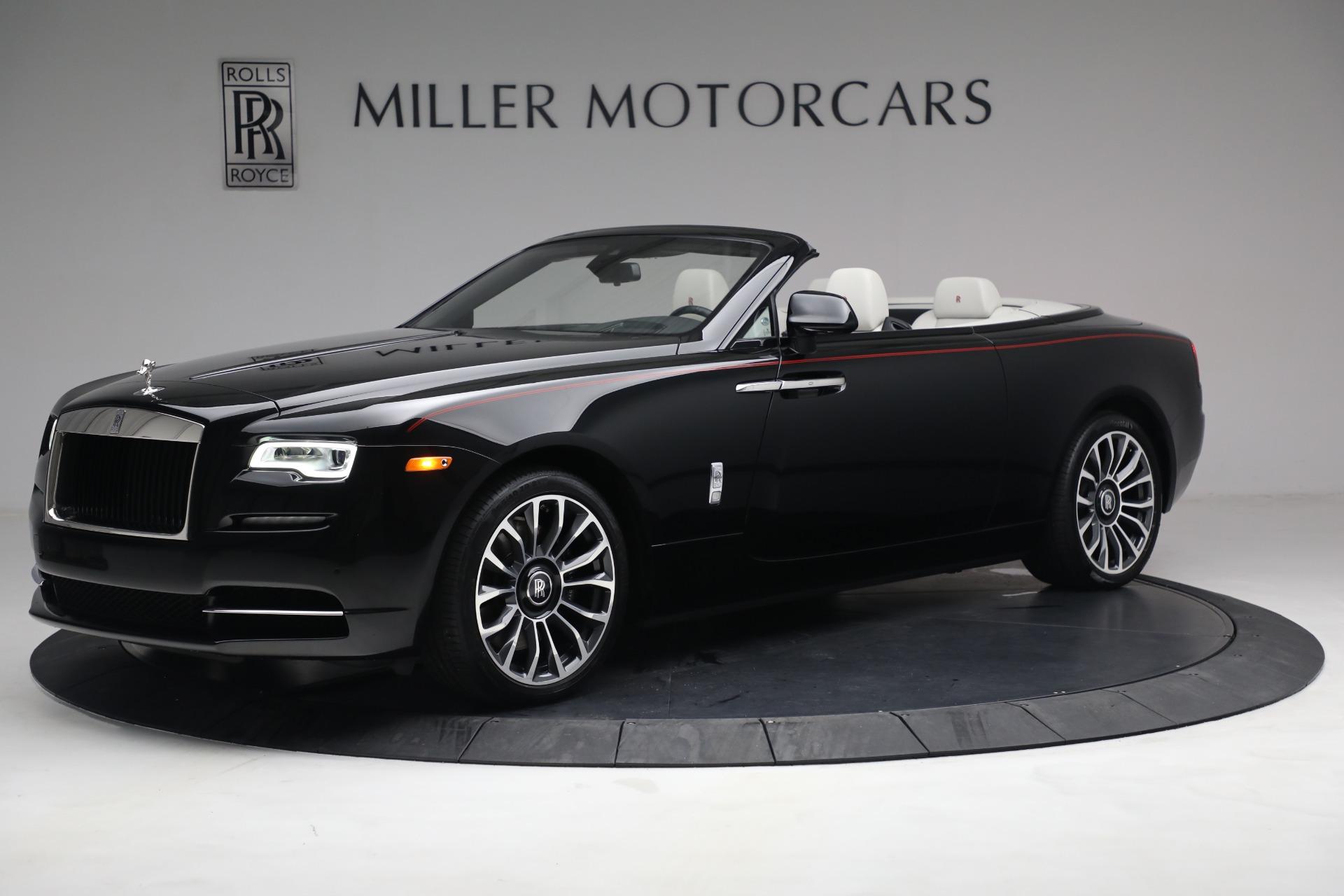 Used 2019 Rolls-Royce Dawn for sale $379,900 at Bugatti of Greenwich in Greenwich CT 06830 1