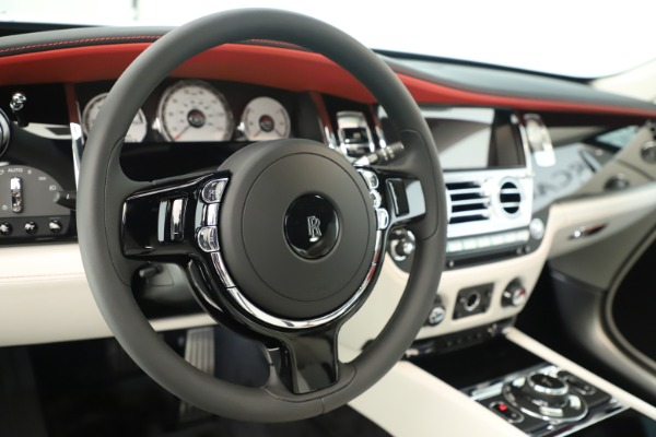 New 2019 Rolls-Royce Wraith for sale $391,000 at Bugatti of Greenwich in Greenwich CT 06830 15