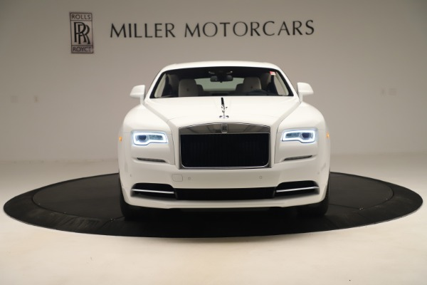New 2019 Rolls-Royce Wraith for sale $391,000 at Bugatti of Greenwich in Greenwich CT 06830 2