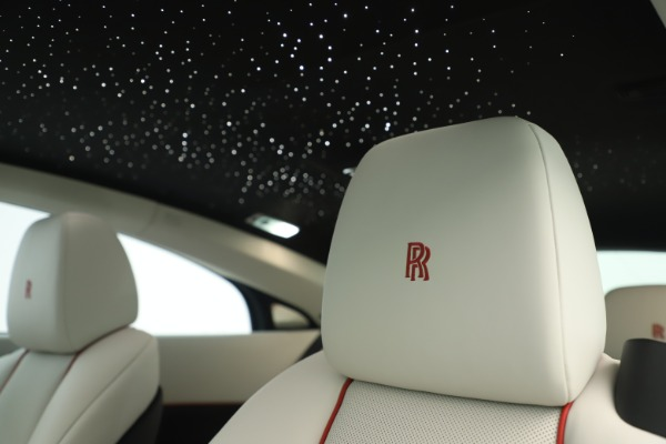 New 2019 Rolls-Royce Wraith for sale $391,000 at Bugatti of Greenwich in Greenwich CT 06830 22