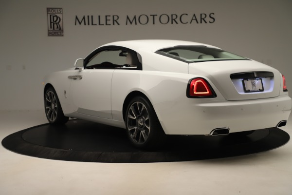 New 2019 Rolls-Royce Wraith for sale $391,000 at Bugatti of Greenwich in Greenwich CT 06830 4