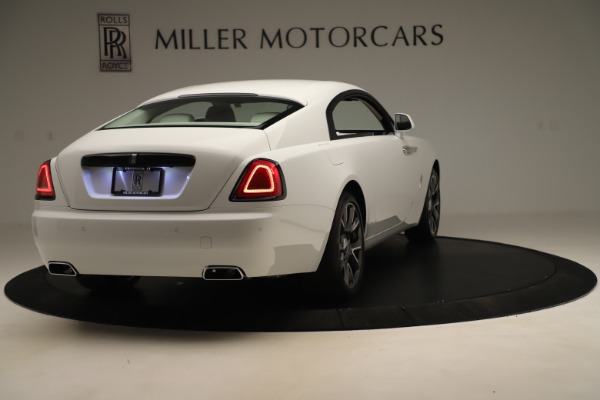 New 2019 Rolls-Royce Wraith for sale $391,000 at Bugatti of Greenwich in Greenwich CT 06830 6