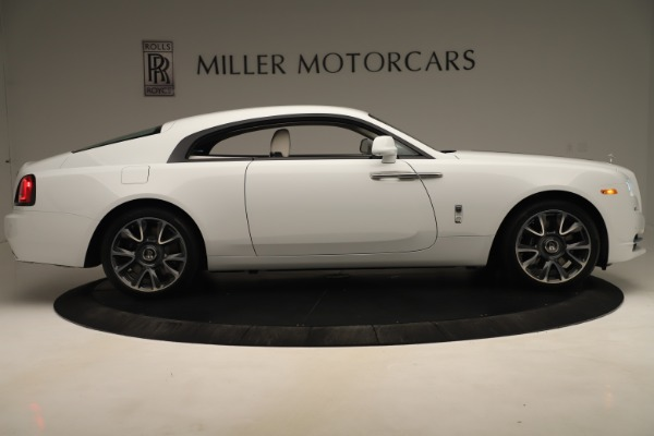 New 2019 Rolls-Royce Wraith for sale $391,000 at Bugatti of Greenwich in Greenwich CT 06830 7
