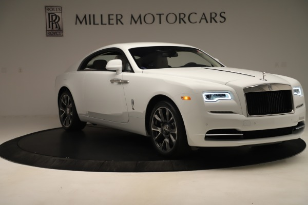 New 2019 Rolls-Royce Wraith for sale $391,000 at Bugatti of Greenwich in Greenwich CT 06830 8