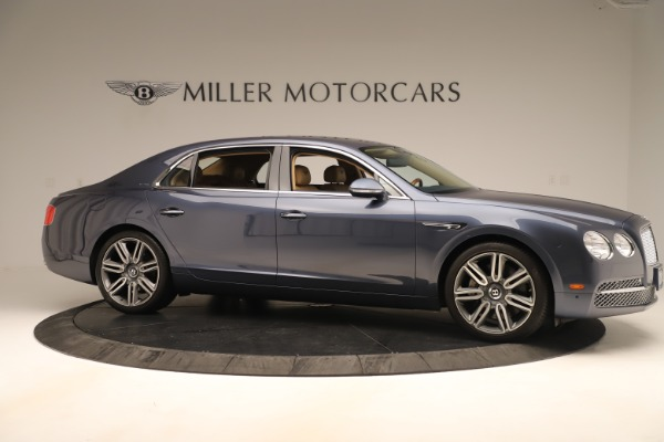 Used 2016 Bentley Flying Spur W12 for sale Sold at Bugatti of Greenwich in Greenwich CT 06830 10
