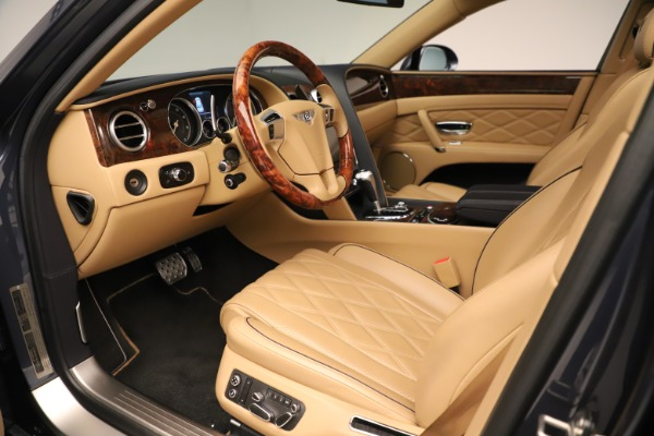 Used 2016 Bentley Flying Spur W12 for sale Sold at Bugatti of Greenwich in Greenwich CT 06830 17