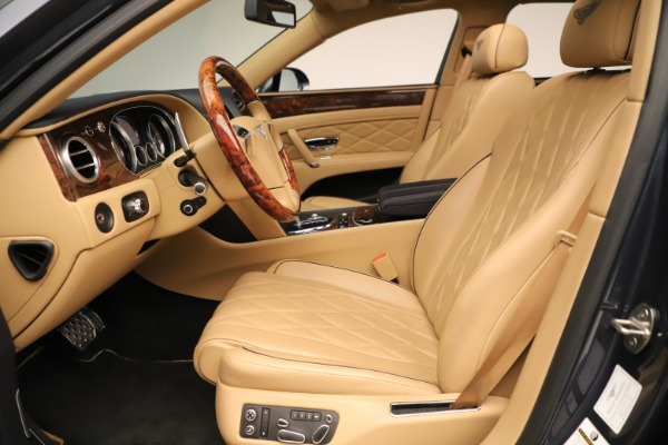 Used 2016 Bentley Flying Spur W12 for sale Sold at Bugatti of Greenwich in Greenwich CT 06830 18