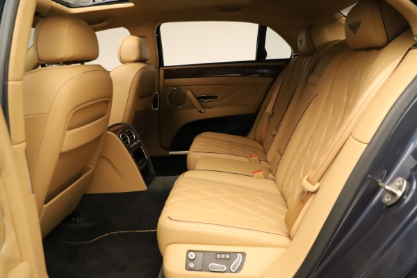Used 2016 Bentley Flying Spur W12 for sale Sold at Bugatti of Greenwich in Greenwich CT 06830 22