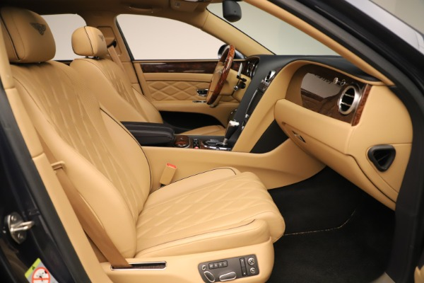 Used 2016 Bentley Flying Spur W12 for sale Sold at Bugatti of Greenwich in Greenwich CT 06830 27
